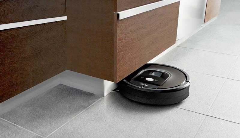 Roomba 980, el nuevo robot aspiradora llegó a México - roomba-980-robot-aspiradora