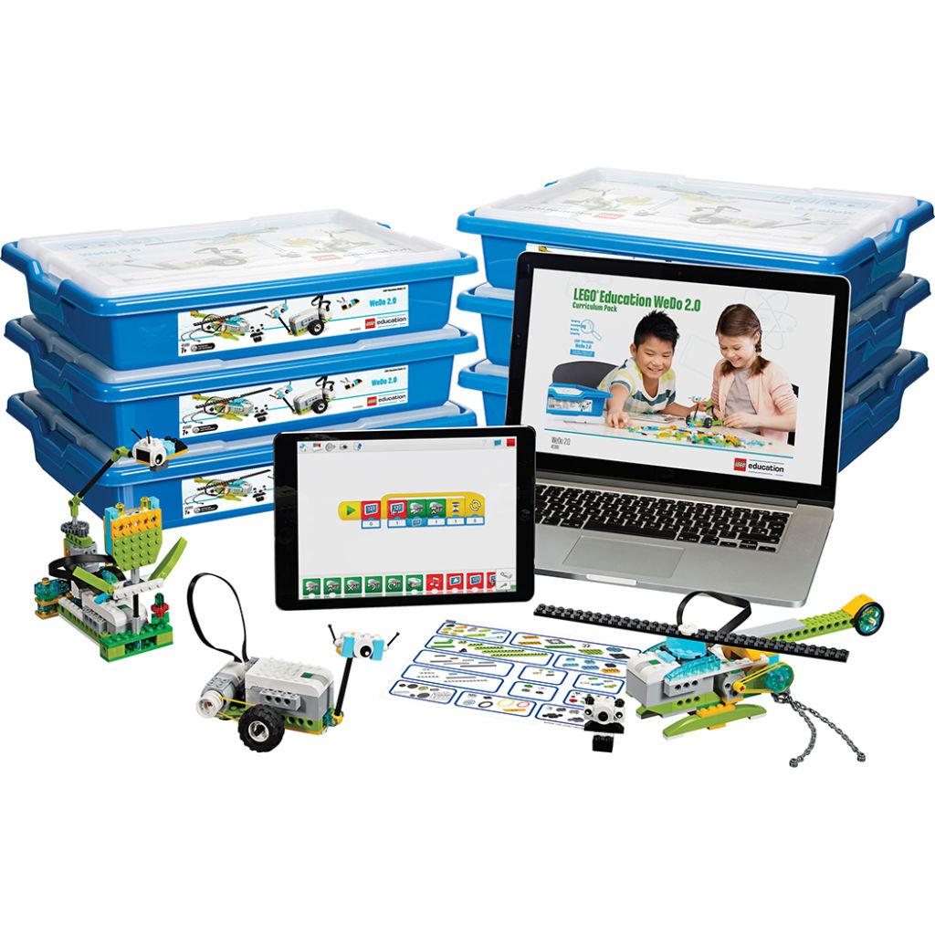 LEGO education presenta el nuevo WeDo 2.0 - solucion-completa-wedo2-0