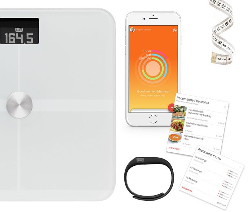 Suggestic, plataforma inteligente para atender diabetes - suggestic-control-diabetes