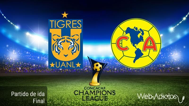 Tigres vs América, Final de Concachampions 2016 | Resultado: 0-2 - tigres-vs-america-final-de-concachampions-2016