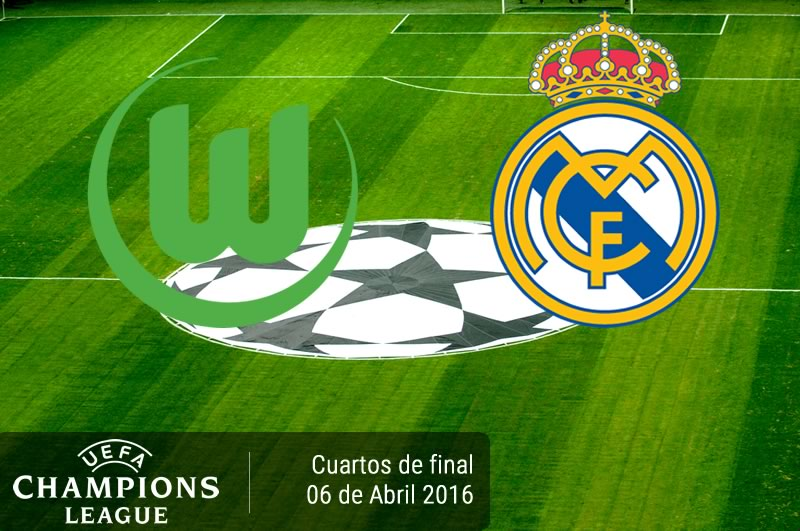 Wolfsburg vs Real Madrid, Champions League 2016 | Resultado: 2-0 - wolfsburg-vs-real-madrid-en-champions-league-2015-2016