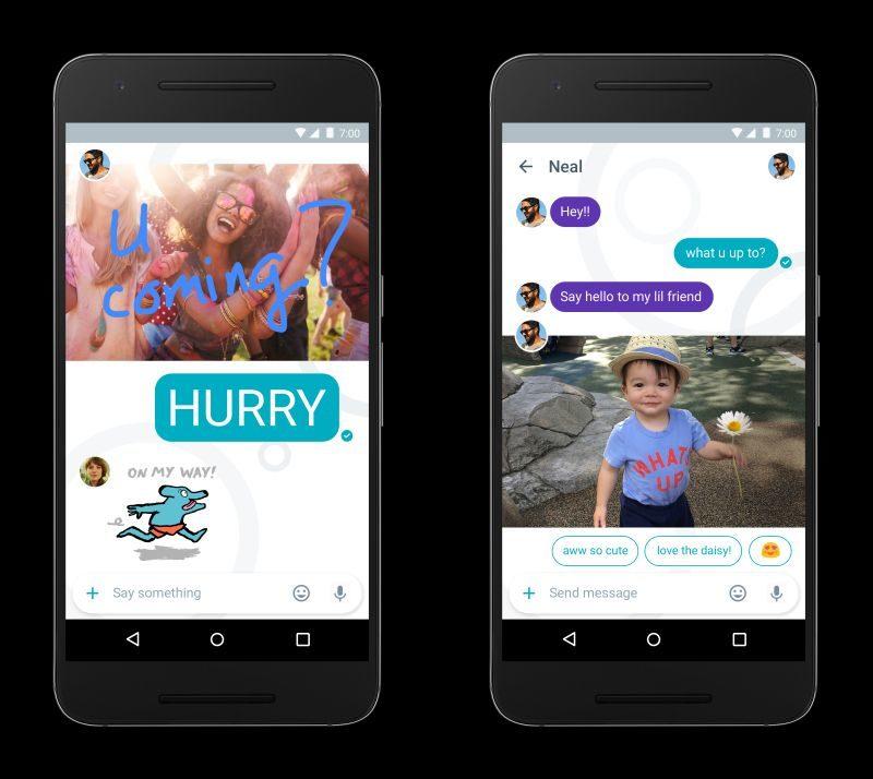 I/O 2016: Google se olvida de Hangouts y anuncia Allo y Duo, sus nuevas aplicaciones de mensajería - all-google-800x714