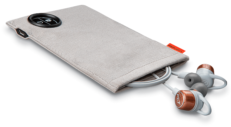 BackBeat GO 3, unos auriculares inalámbricos que desearas tener - backbeat-go-3-white-in-case