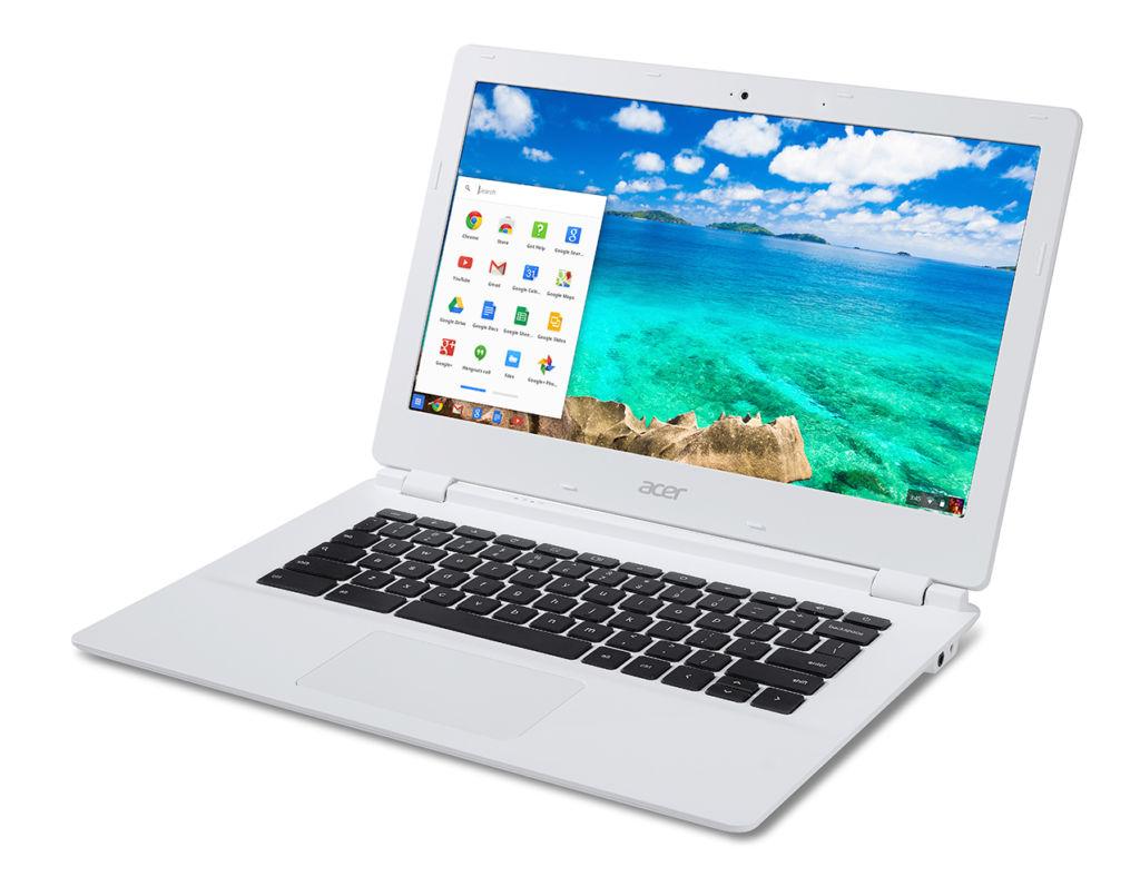 Las Chromebook rebasan a las Mac en los Estados Unidos - chromebook
