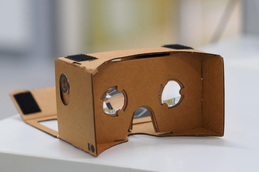 Google presentaría Android VR, su propio casco de realidad virtual - google-cardboard-android-vr