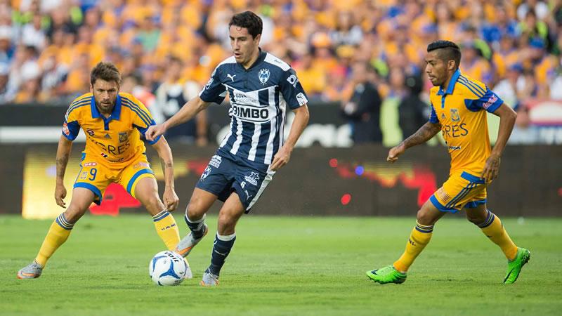 A qué hora juega Tigres vs Monterrey la Liguilla del C2016 y en qué canal verlo - horario-tigres-vs-monterrey-liguilla-clausura-2016