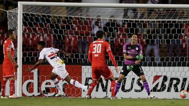 A qué hora juega Toluca vs Sao Paulo la vuelta de octavos de Libertadores 2016 y en qué canal - horario-toluca-vs-sao-paulo-vuelta-octavos-de-final-libertadores-2016