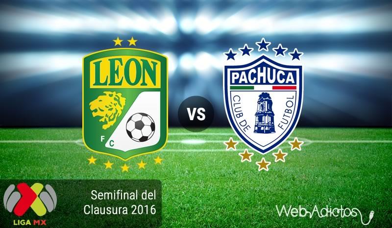León vs Pachuca, Semifinal ida Clausura 2016 - leon-vs-pachuca-semifinal-clausura-2016