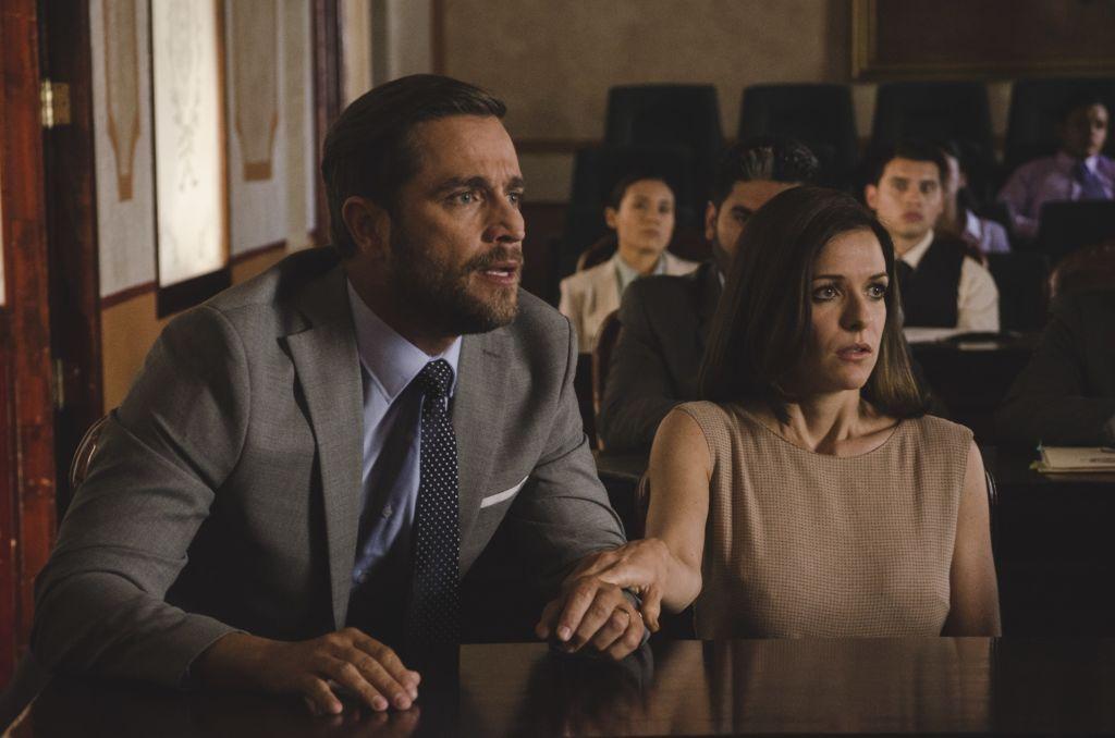 La película Rumbos Paralelos se estrena en México - michel-brown-e-iliana-fox-rumbos-paralelos