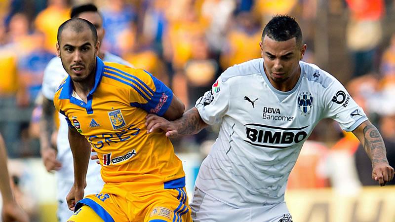 A qué hora juega Monterrey vs Tigres la Liguilla del Clausura 2016 y en qué canal - monterrey-vs-tigres-liguilla-clausura-2016-vuelta