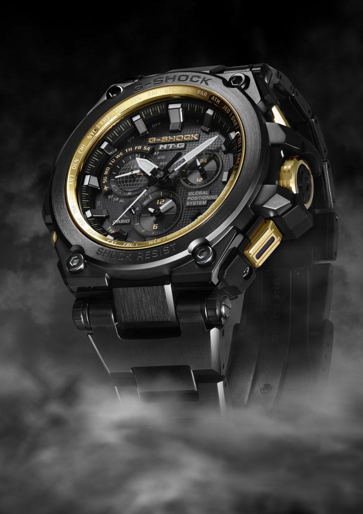 G-Shock presenta su nuevo modelo que combina estilo y tecnología - mtg-g1000gb-visual_a4_15cm