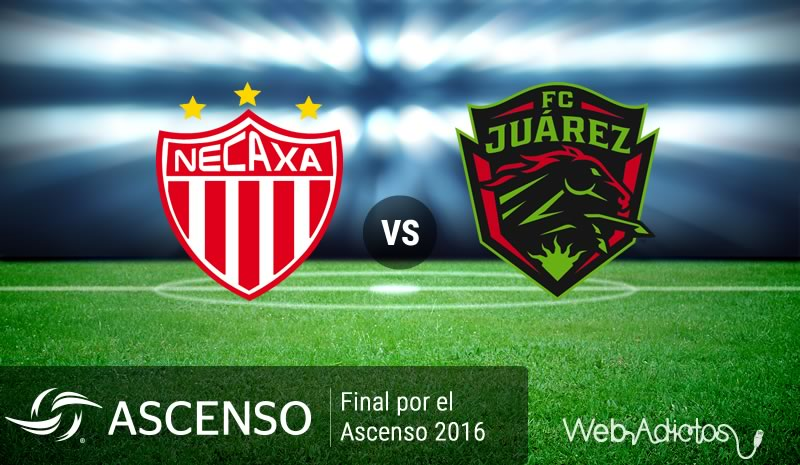 Necaxa vs Juárez, Final por el Ascenso 2016 ¡En vivo por internet! | Ida - necaxa-vs-juarez-final-ascenso-2016
