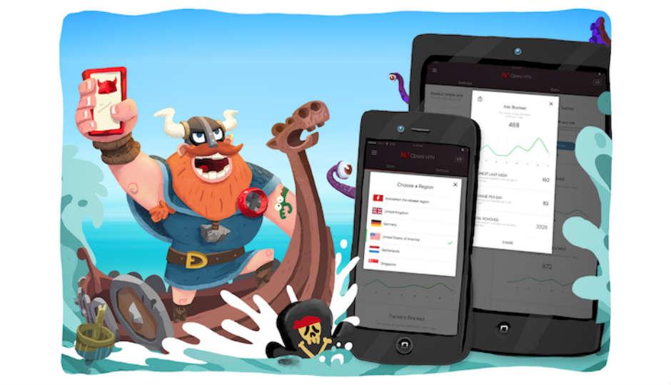 Opera lanza servicio de VPN gratuito para iOS - opera-vpn