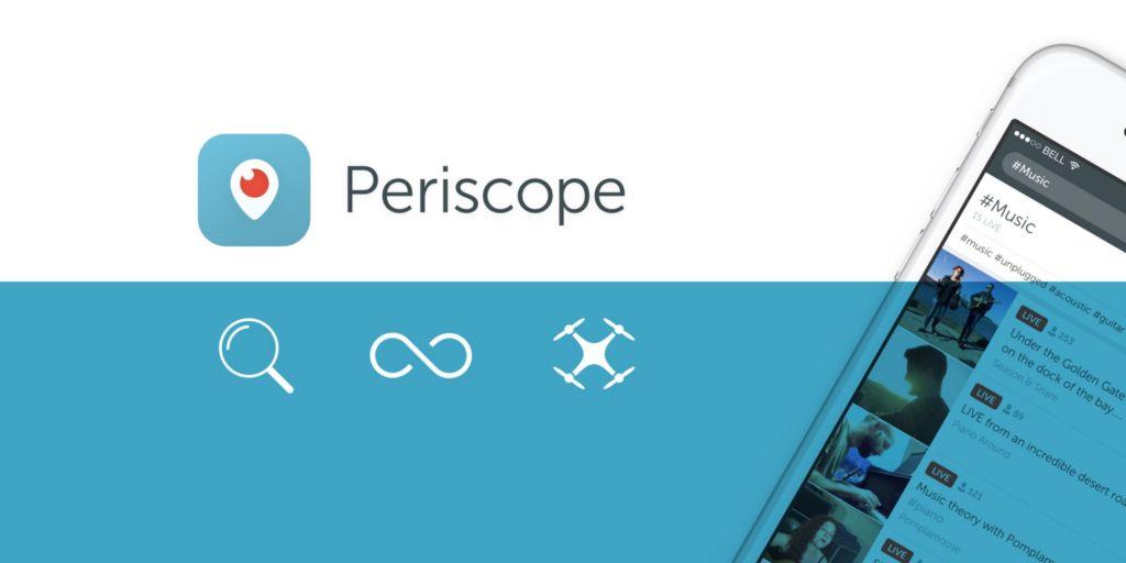 Periscope recibirá interesantes mejoras - periscope