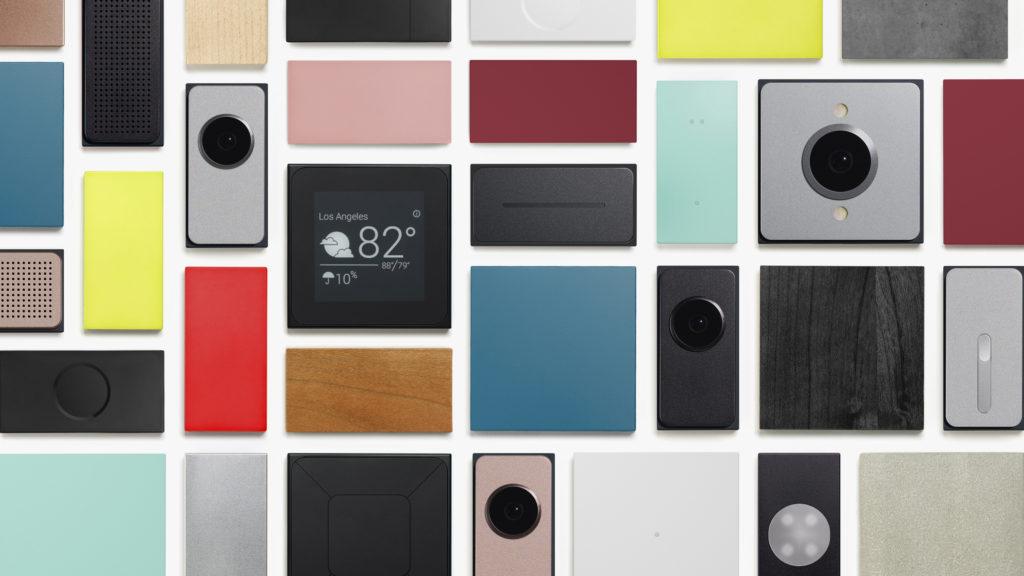 Smartphones modulares de Project Ara estarán disponibles pronto - project-ara