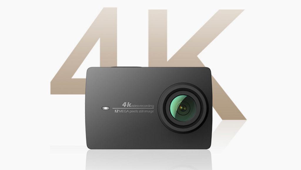 Xiaomi anuncia su cámara de acción Yi 4K - xiaomi-yi-action-camera-2-4k