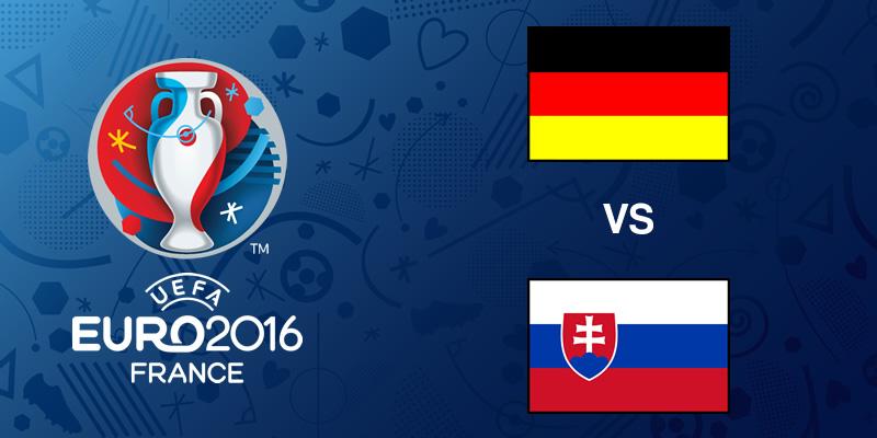 Alemania vs Eslovaquia, Octavos de la EURO 2016 | Resultado: 3-0 - alemania-vs-eslovaquia-eurocopa-2016