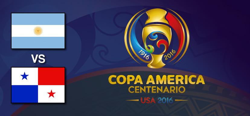 Argentina vs Panamá, Copa América Centenario | Resultado: 5-0 - argentina-vs-panama-copa-america-centenario-2016