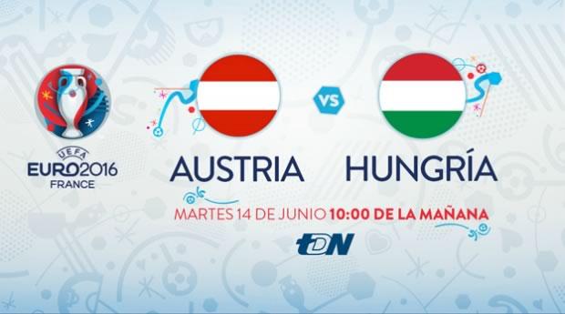 Austria vs Hungría en la Eurocopa 2016 | Resultado: 0-2 - austria-vs-hungria-euro-2016-en-vivo