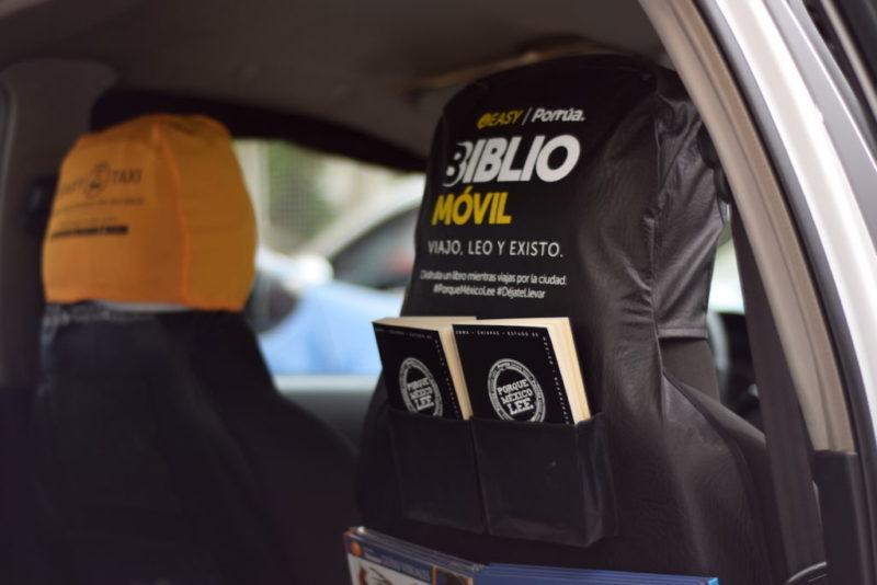 Easy Taxi te presta un libro mientras viajas #Bibliomovil - bibliomovil-800x534