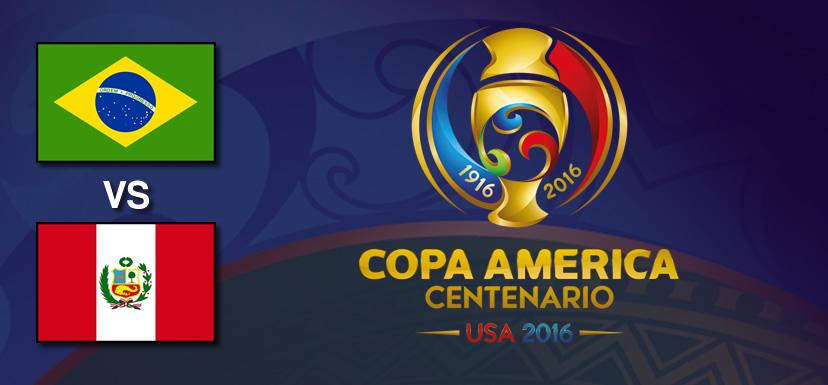 Brasil vs Perú, Copa América Centenario | Resultado: 0-1 - brasil-vs-peru-copa-america-centenario-2016