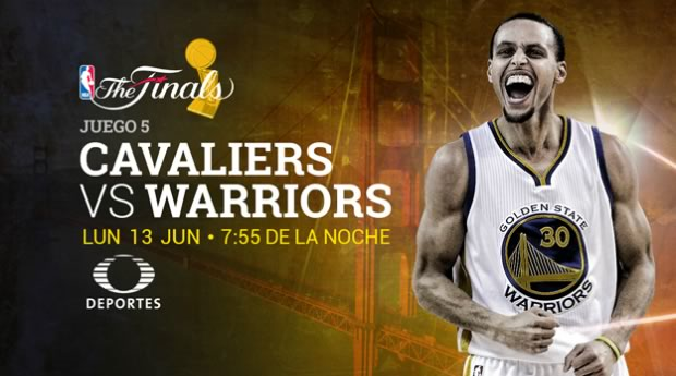 Cavaliers vs Warriors, Juego 5 NBA Finals 2016 - cavaliers-vs-warriors-juego-5-nba-finals-2016
