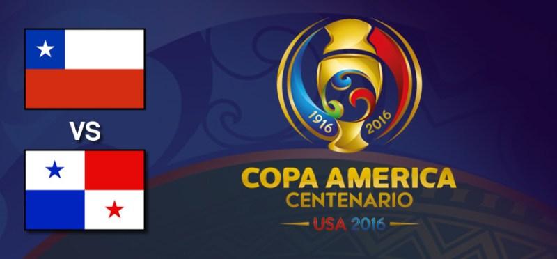 Chile vs Panamá, Copa América Centenario | Resultado: 4-2 - chile-vs-panama-copa-america-centenario-2016
