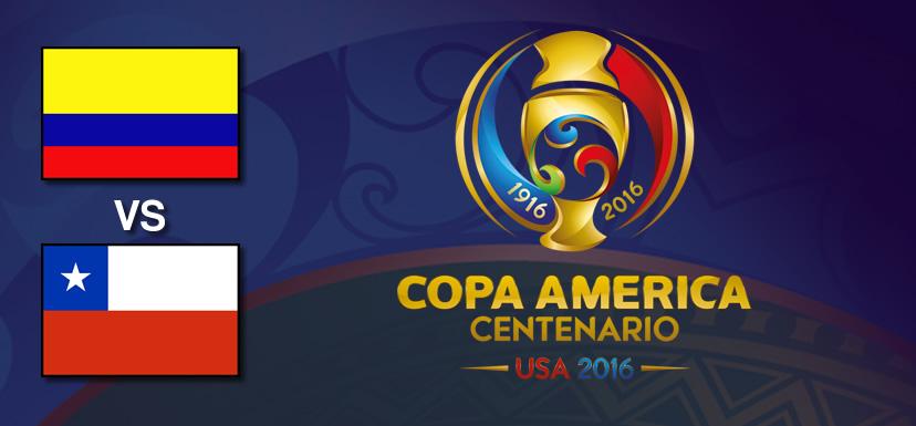 Colombia vs Chile en Copa América Centenario 2016   Resultado: 0-2 - colombia-vs-chile-copa-america-centenario-2016