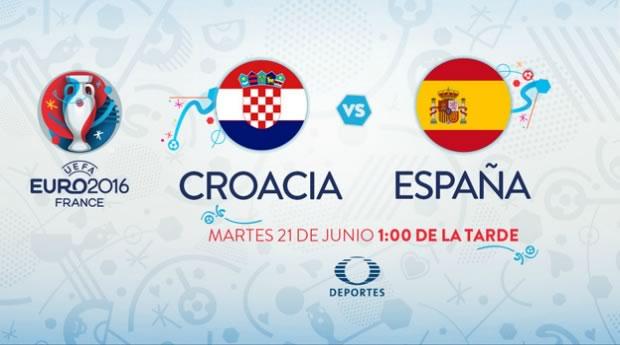 Croacia vs España en la Eurocopa 2016 | Resultado: 2-1 - croacia-vs-espana-en-vivo-euro-2016