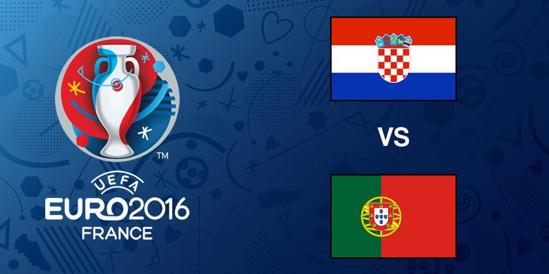 Croacia vs Portugal, Octavos de la EURO 2016 | Resultado: 0-1 - croacia-vs-portugal-eurocopa-2016