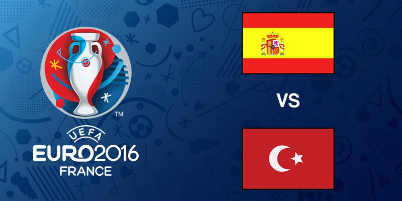 España vs Turquía en la Eurocopa 2016   Resultado: 3-0 - espancc83a-vs-turquia-eurocopa-2016