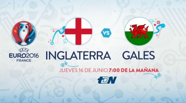Inglaterra vs Gales, Eurocopa 2016 | Resultado: 2-1 - inglaterra-vs-gales-euro-2016-en-vivo