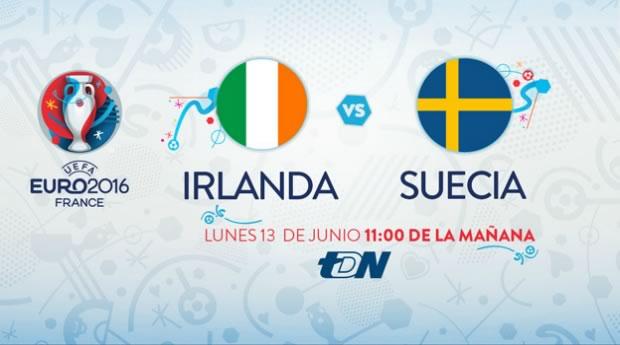 Irlanda vs Suecia, Eurocopa 2016 | Resultado: 1-1 - irlanda-vs-suecia-euro-2016-en-vivo