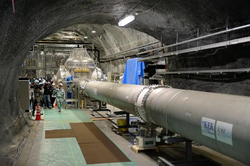 Científico mexicano a la caza de las ondas gravitacionales - kagra