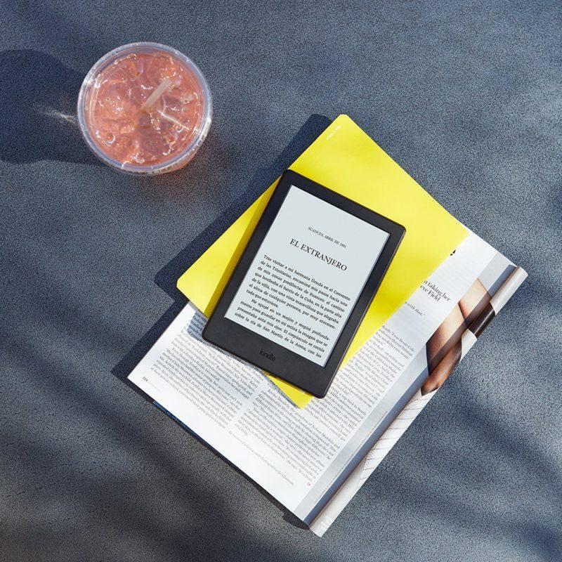 Presentan Kindle renovado: más delgado y ligero - kindle-eink-800x800