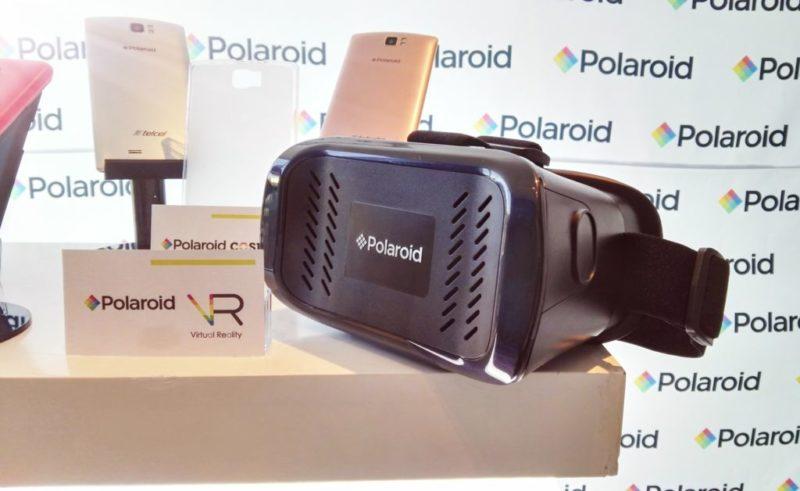 Nuevos SmartphonesCosmo 550 y Turbo C4 de Polaroid - realidad-virtual-polaroid-800x491