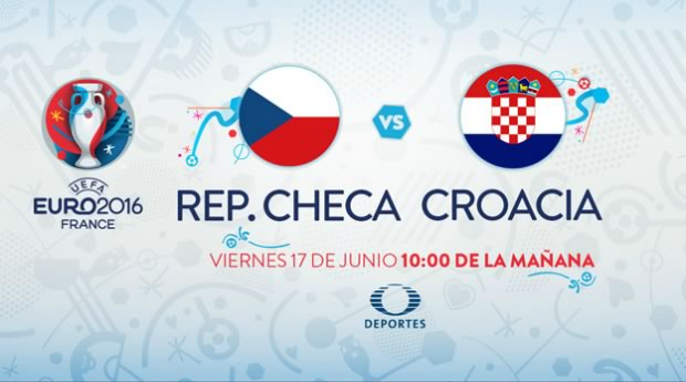 República Checa vs Croacia, Eurocopa 2016 | Resultado: 2-2 - republica-checa-vs-croacia-euro-2016-en-vivo