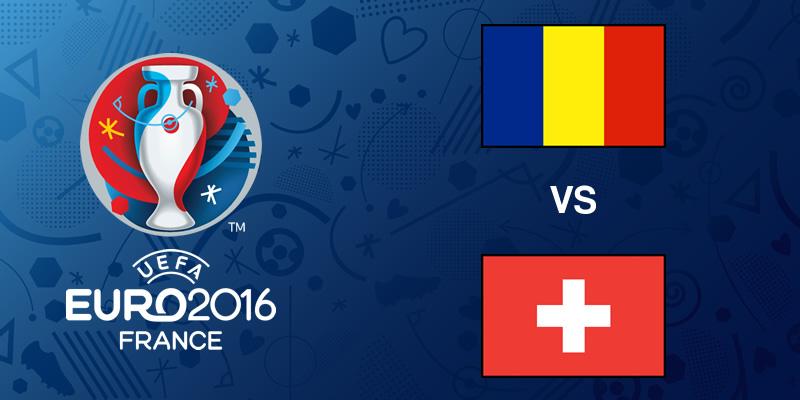 Rumania vs Suiza en la Eurocopa 2016 | Resultado: 1-1 - rumania-vs-suiza-eurocopa-2016