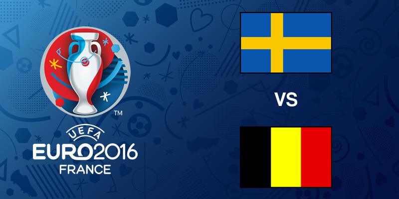 Suecia vs Bélgica, Eurocopa 2016 | Resultado: 0-1 - suecia-vs-belgica-eurocopa-2016