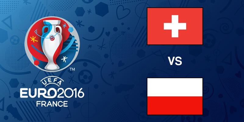 Suiza vs Polonia, Octavos de final de la EURO 2016 | Resultado: 1 (4) - (5) 1 - suiza-vs-polonia-eurocopa-2016