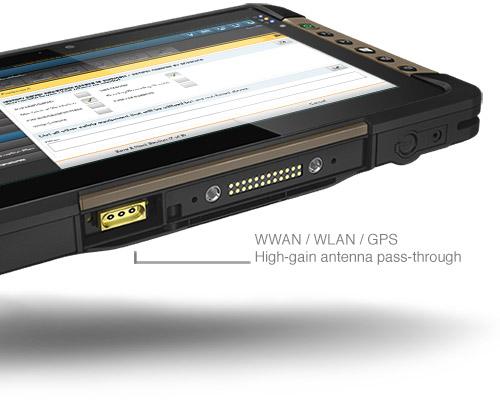 Getac T800, nueva tableta para uso rudo - t800_vehicle