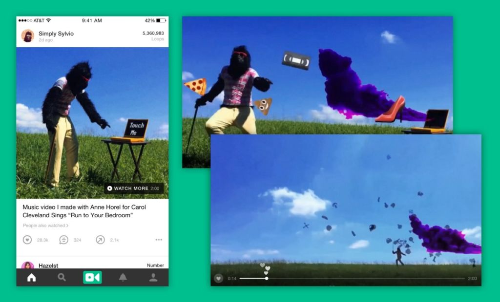 Twitter y Vine ahora permiten subir videos de 140 segundos - twitter-vine-duracion-video