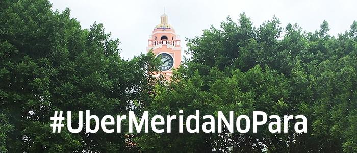 Uber pide al gobernador de Yucatán no prohibir su servicio - uber-merida