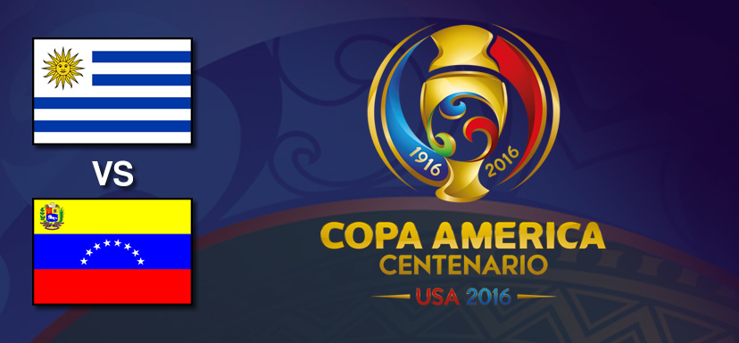 Uruguay vs Venezuela, Copa América Centenario | Resultado: 0-1 - uruguay-vs-venezuela-copa-america-centenario-2016