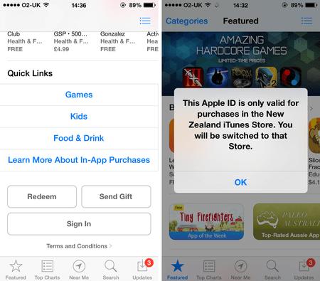 Aprende a descargar Pokemon GO si no está disponible en tu país (iOS y Android) - acceso-store-nz