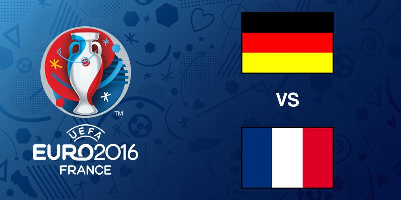 Alemania vs Francia, Semifinal de la Eurocopa 2016   Resultado: 0-2 - alemania-vs-francia-eurocopa-2016