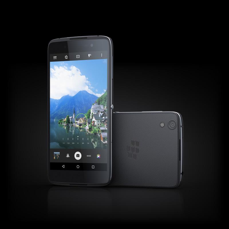 BlackBerry DTEK50, el smartphone Android más seguro del mundo - blackberry-neon-dtek50-android