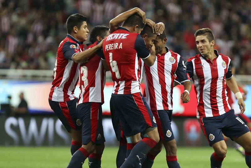 Chivas vs Arsenal, Partido amistoso 2016   Resultado 1-3 - chivas-vs-arsenal-partido-amistoso-2016