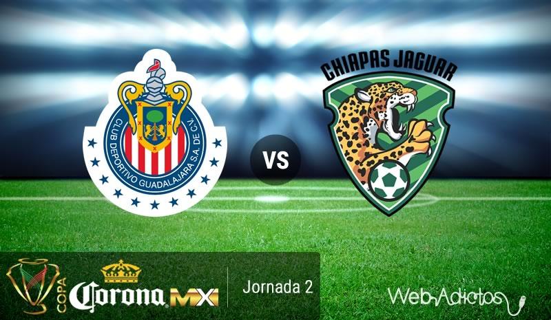 Chivas vs Jaguares, Copa MX AP2016 | Resultado: 1-4 - chivas-vs-jaguares-de-chiapas-copa-mx-apertura-2016