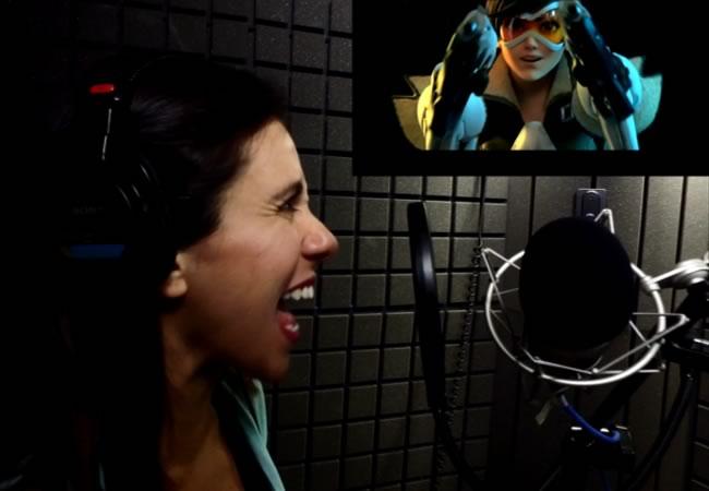 Así hicieron el doblaje de OVERWATCH en español latino [VIDEO] - doblaje-overwatch